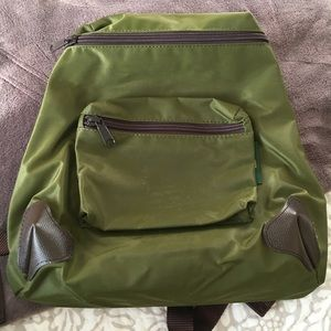 Herve chapelier backpack green new