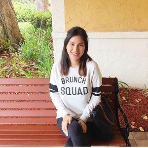 Old Navy Brunch Squad Sweatshirt