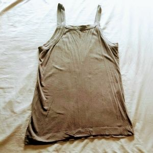 5 for $25 sale Chocolate brown tank top