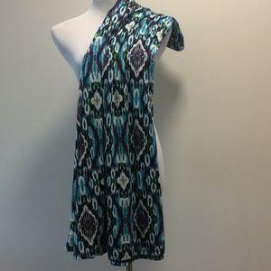 Dresses & Skirts - Faded Glory Beautiful Print Maxi Skirt