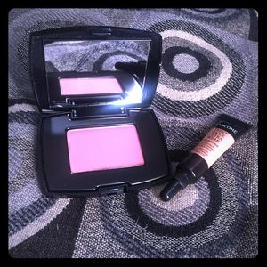 Lancôme 381 Plum Charm blush and peach camouflage