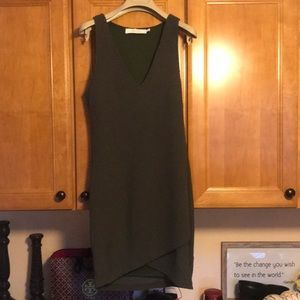 Great olive Green Party dress
