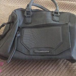 Brand new (NWT) Gray Steve Madden Bag