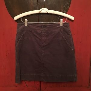 Anthro Cindra Mini Skirt Size 6