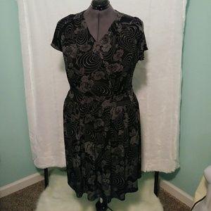 Torrid Wrap Dress