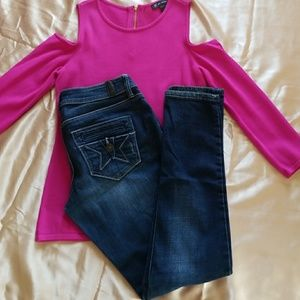 ❤Peoples Liberation skinny stretch jeans (5/6)