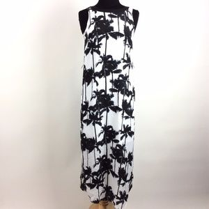 Kensie Women's Printed Maxi Dress