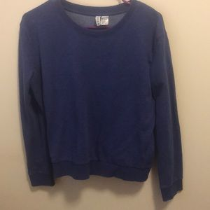 Blue sweater From H&M