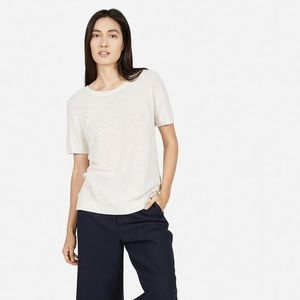 🆕Everlane Short Sleeve Sweater