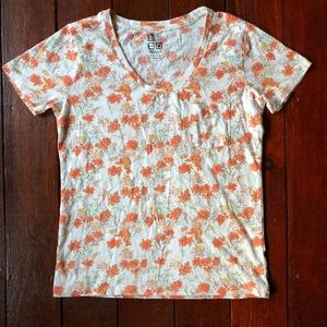 PacSun floral tee