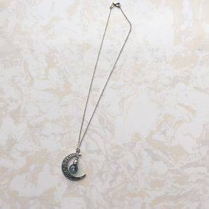 Jewelry - [NEW]: Moon Charm Necklace