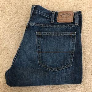 😎MEN'S Levi's signature bootcut jeans 38 X 32