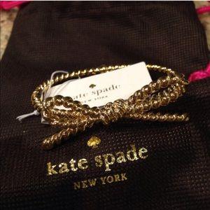 Kate spade skinny bracelet