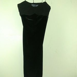 Little Black Dress spaghetti strap