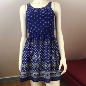 H&M Divided Blue Dress 2