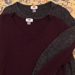 Old Navy Sweater Top Bundle