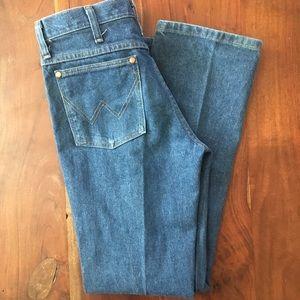 Wrangle High Waisted Jeans