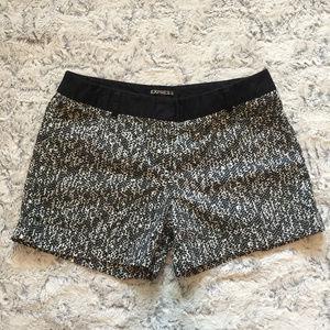 Express Editor Dress Shorts Size  8