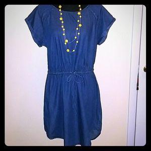 Chambray Jean dress
