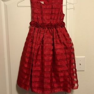 Other - Red Christmas Dress