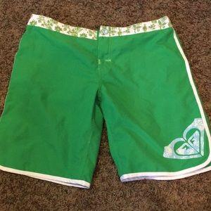 ROXY Sz 7 board shorts!