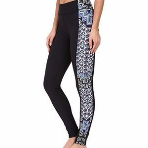 Mara Hoffman Rugs Combo Leggings Active Wear Yoga