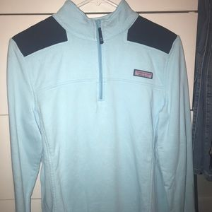Vineyard Vines 1/4 zip pullover size large