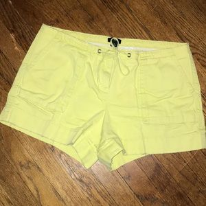 J. Crew cotton shorts