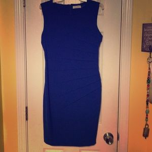 Pretty blue dress worn once to a rehearsal dinner.