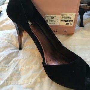 MUI MUI heels