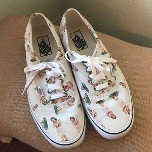 Vans Hula Girl Shoes