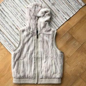 Super soft furry vest