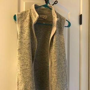 Sweater/fleece vest