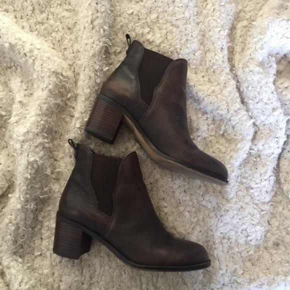 45f9ca3b91e8 Sam Edelman Justin Chelsea Ankle Boots 6.5. M 5a1357d1b4188e7b13001081