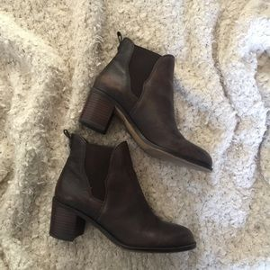 Sam Edelman Justin Chelsea Ankle Boots 6.5