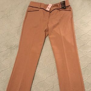 Khaki trousers from New York and company