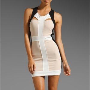 Keepsake the Label • Have it All Cutout Mini Dress