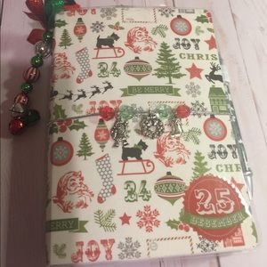 2017 Holiday Travelers Notebook