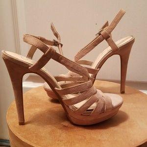 Jessica Simpson Sandal Heels size 7.5