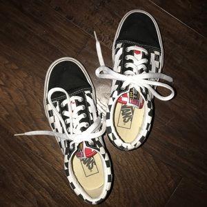 Vans & UO Skool Platform Sneaker