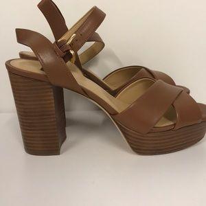 Michael Michael kors platform shoes