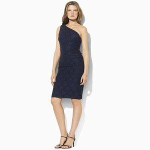 [Lauren Ralph Lauren] Lace Sheath Dress