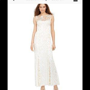 Lauren Ralph gown dress