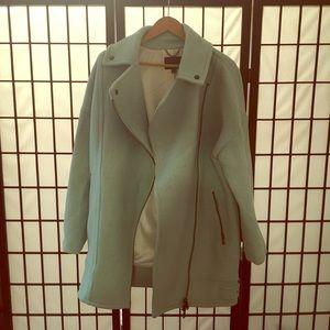 Oversize fit Banana Republic coat M