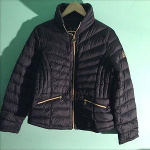 Michael Kors Packable Downfill Jacket