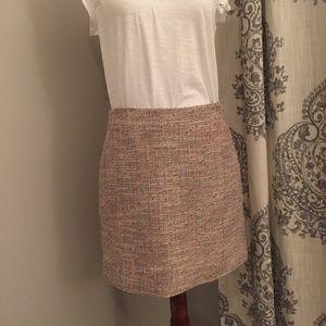 NWOT jCrew Mini Skirt w/Pockets