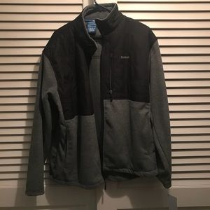 🌟🌟 BNWT REEBOK Fleece Jacket