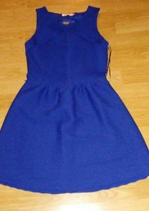 Candie's Blue Dress