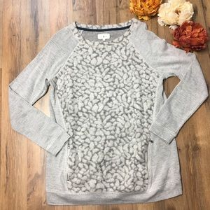 Lou & Grey Patterned Sweater