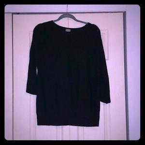 Black rubber shirt